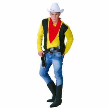 Cowboy carnavalskleding mannen2020