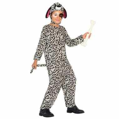 Dierencarnavalskleding hond/honden verkleed carnavalskleding dalmatie