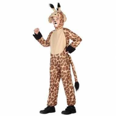 Dierencarnavalskleding verkleed carnavalskleding giraffe kinderen2020