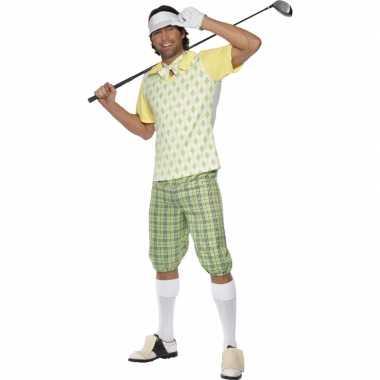 Fun carnavalskleding golfer2020