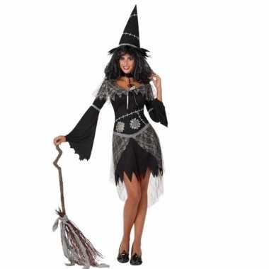 Halloween halloween zwarte heksen carnavalskleding dames2020