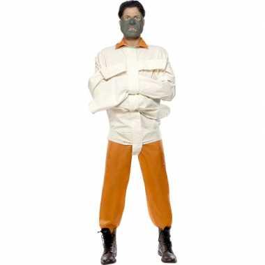Halloween Hannibal Lecter carnavalskleding2020