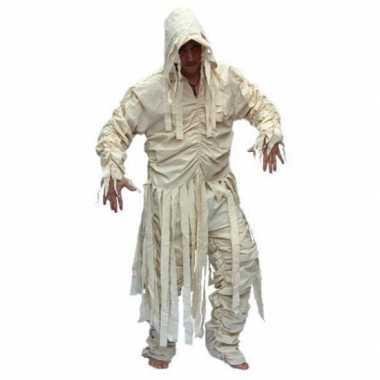 Halloween Mummiecarnavalskleding heren2020