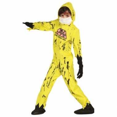Halloween Nuclear zombie carnavalskleding kinderen2020