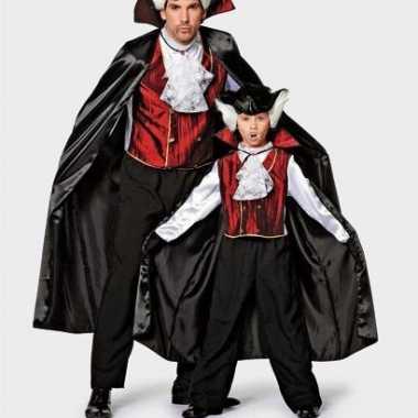 Halloween Vampier carnavalskleding cape2020