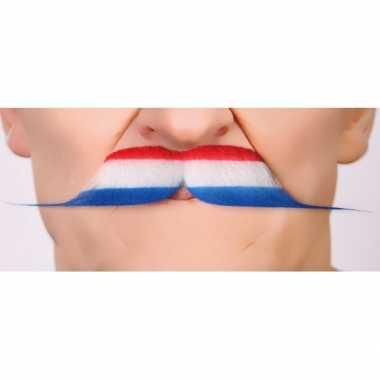 Holland koningsdag carnavalskleding accessoire snor2020