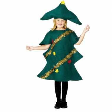 Kerstboom kindercarnavalskleding2020