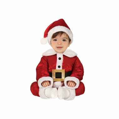 Kerstman baby verkleed carnavalskleding 2020