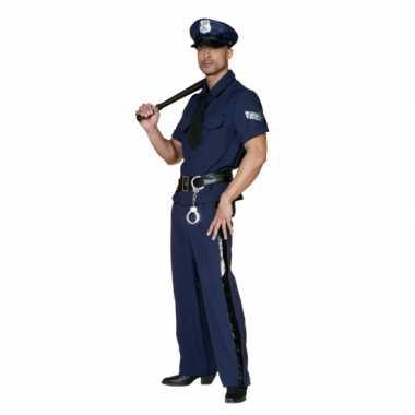 Politie carnavalskleding heren2020