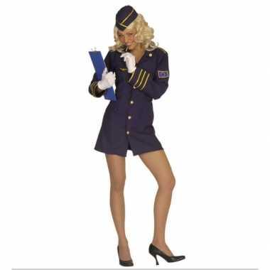 Sexy Stewardess carnavalskleding2020
