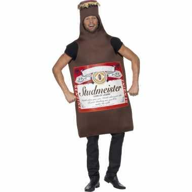 Studmeister bierfles carnavalskleding2020