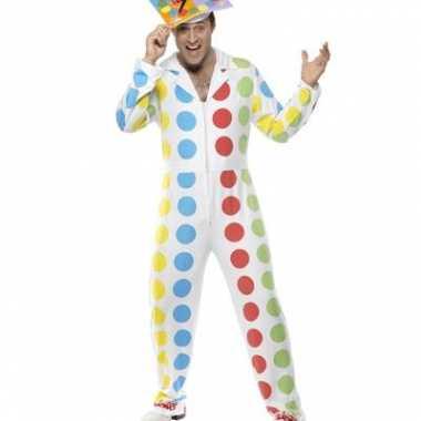 Twister carnavalskleding mannen2020