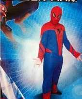 Spiderman carnavalskleding volwassenen